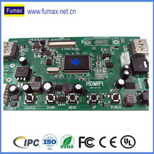 High quality and competitive price electronic factory for HDMI boards pcb assembly