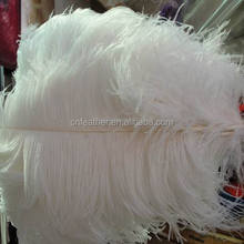 Wholesale 60-65CM White Synthetic FeatherS for Party Ostrich Wedding Decoration