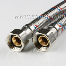 Stainless Steel Wire Braided Wash Basin hose