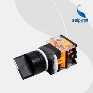 SAIP/SAIPWELL DC/AC Electronic New Mushroom Power Push Button Switch