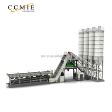 China best sell HZS100KG Ready Mix Concrete Plant