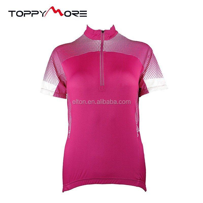 201502002068 Customize Bike Suits Breathable And Quick Dry Short Sleeve Bicycle Clothing Women Cycling Wear