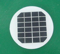 2watt high quality mono panel solar china manufacturer