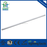high lumen uv light t8 cULus and DLC approved led T8 tube lights 18W 110-277VAC non-dimmable