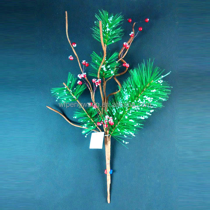Artificial pine christmas tree branches buy