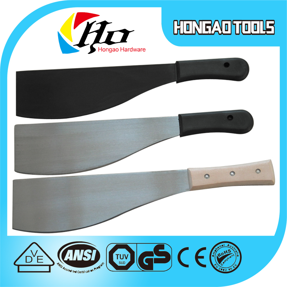 12' 16' 18' 20' 22' Size Short Handle Farming Tools Steel Matchet/Sugercane Knife/Sugercan Matchet/Machete