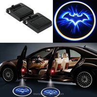 2017 New Wireless Ghost Shadow Light LED Car Door Logo Laser Projector Light for All Cars