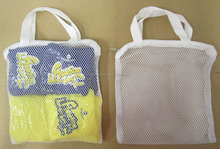 promotional fabric zipper retail bag for sale