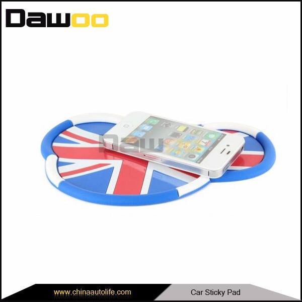 Auto Car Dashboard Nonslip Magic Pad Sticky pad Cell Phone Mobile Silicon Holder