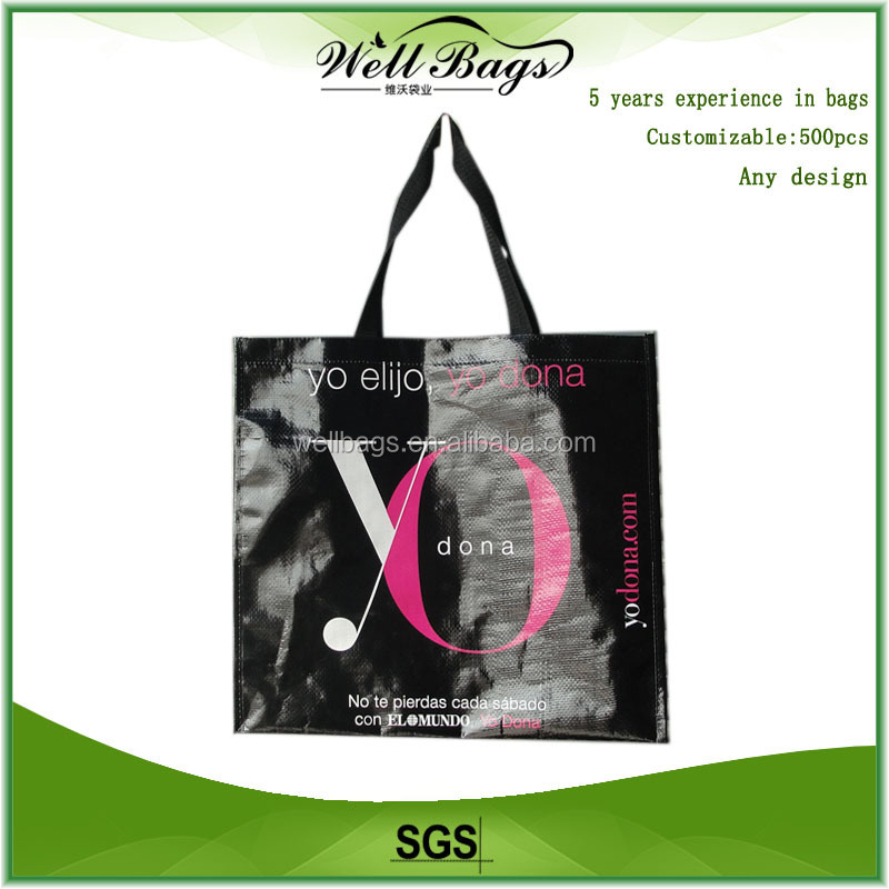 Best Promotional PP Woven Bag Price / Promotional Bag