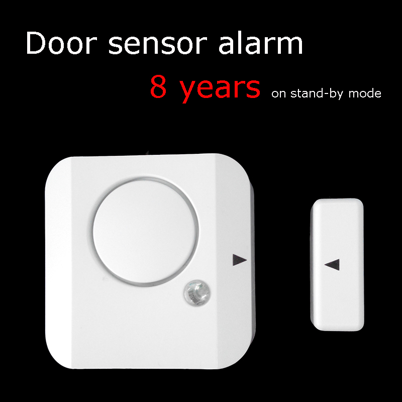 Door window entry sensor alarm / chime for home security