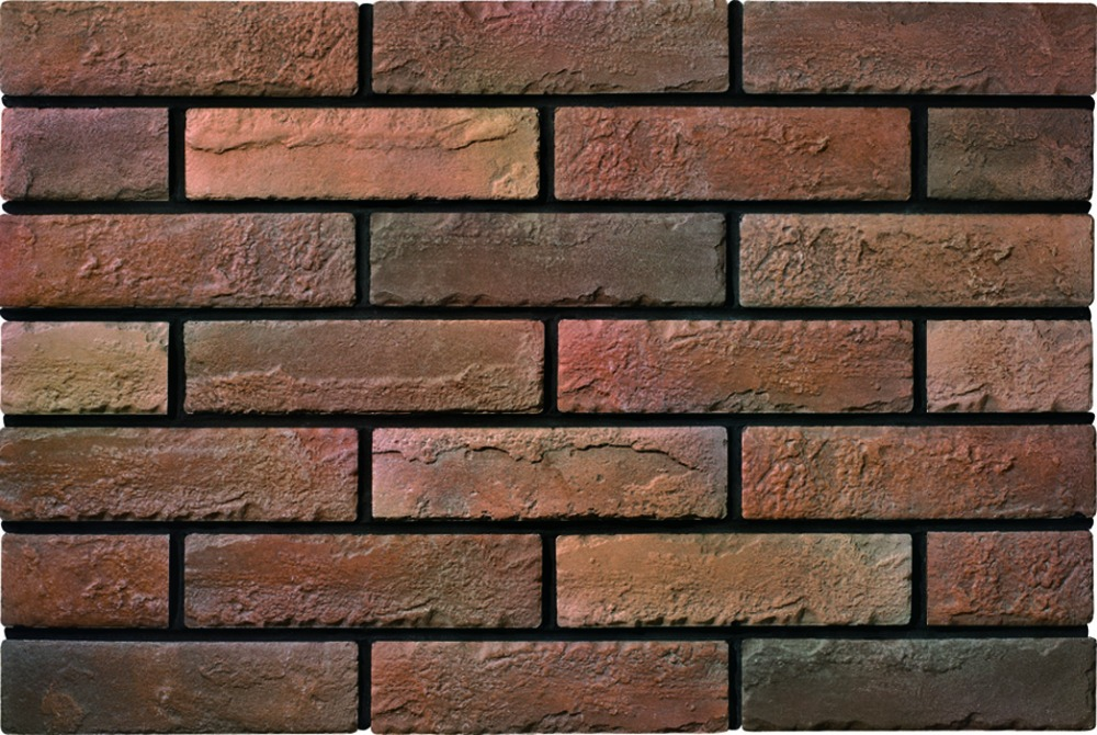 Artificial Culture Brick Classic Style Wall Cladding Stone Tiles