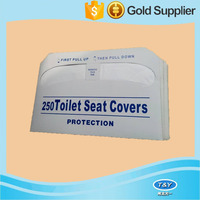 America Quality Disposable toilet seat cover travel pack