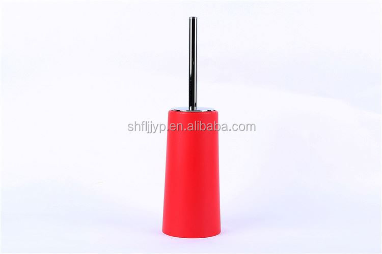 New product different types ABS wash cleaning tools toilet brush base set