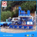 China high quality stationary automatically controlled asphalt plant seller