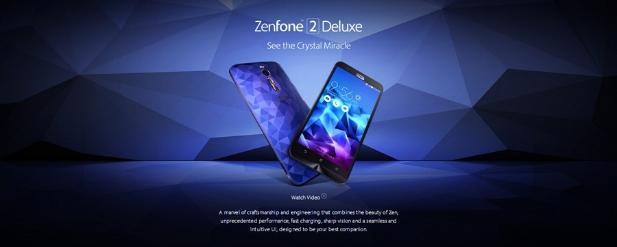 "Original Asus Zenfone 2 Deluxe ZE551ML 4G LTE Mobile Phone Intel Z3560 64Bit Quad Core 5.5"" Android 5.0 4G RAM 32G ROM 1920x1080"