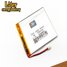 plug 2.5-2P 3595100 6000mah 3.7v Rechargeable lipo <strong>battery</strong> solar li ion polymer lithium <strong>battery</strong> with PCM