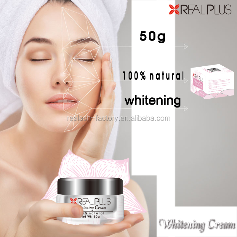 Cosmetic OEM Natural Skin Care Most Effective Day And Night Magical Beauty Facial Whitening Cream