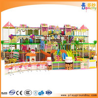2016 newest fashion style good design top quality indoor play structure for children