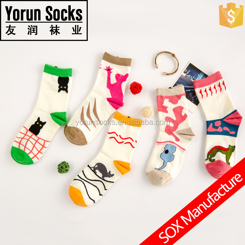 China cheap products bulk wholesale socks girl socks