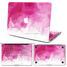 Custom printing cleaning notebook computer decal sticker for mac book pro 13 retina
