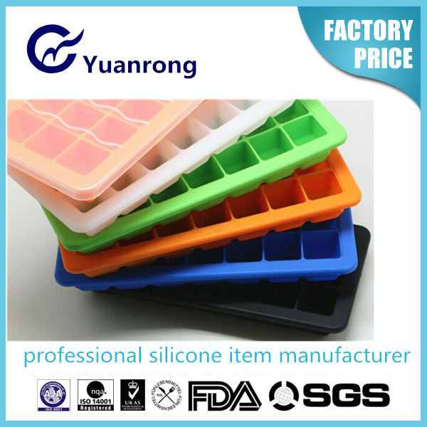 Professional Manufacturer for Silicone Star Shape Ice Cube Tray