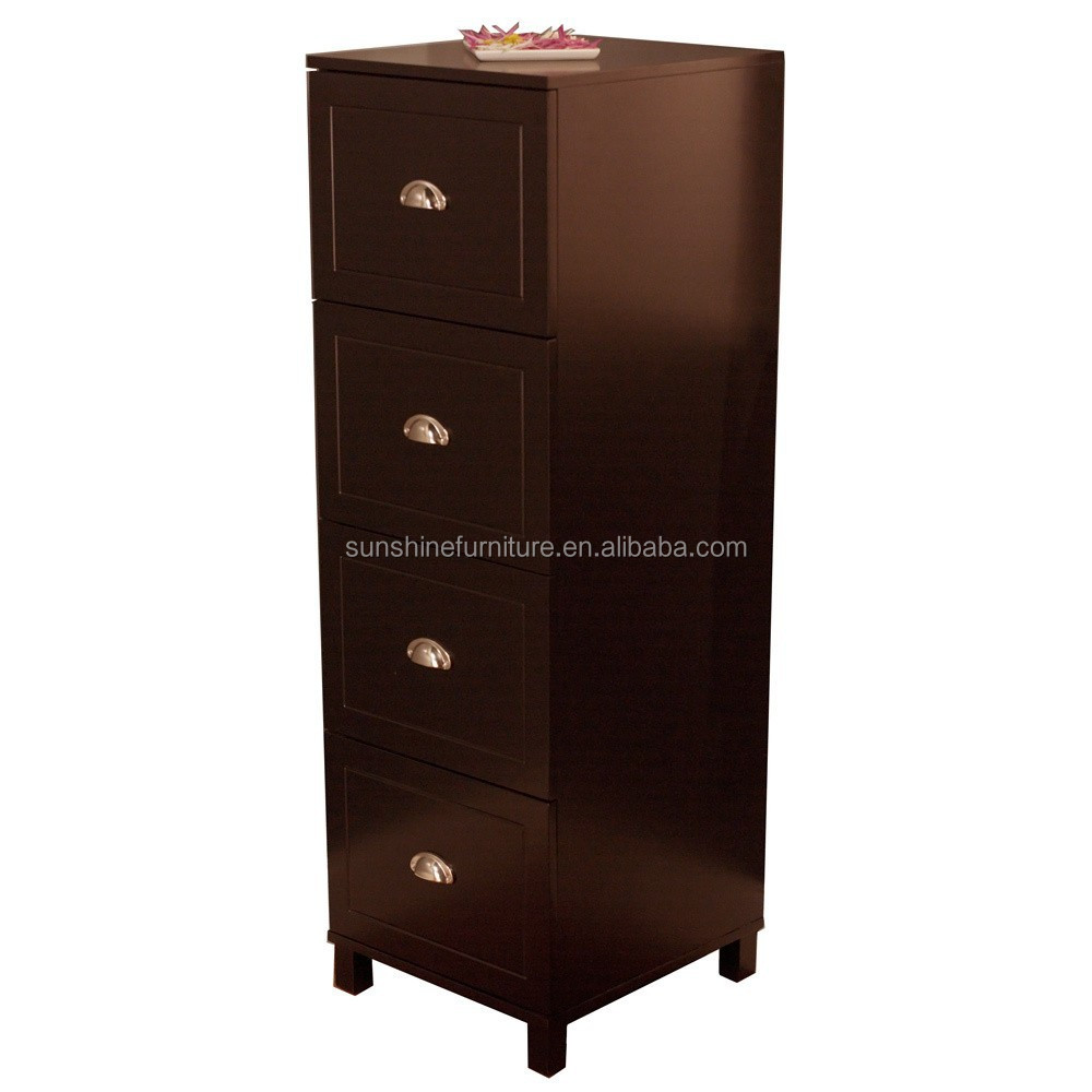 Cheap Simple 4-drawer Office Filing Cabinets