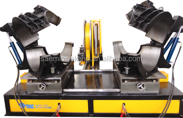 SKC-MA630 multi-angle workshop fitting welding machine for producing tee cross elbow fittings