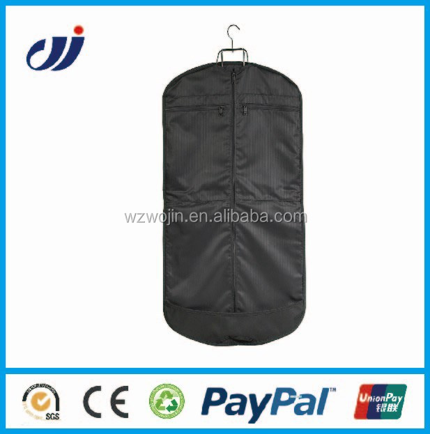 tote wally garment bags with customzable
