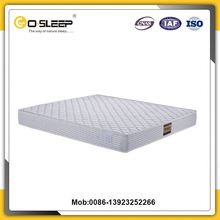 Low price high density dreamland spring mattress with oem service