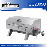 Thor kitchen outdoor gas bbq grill party portable gas bbq review