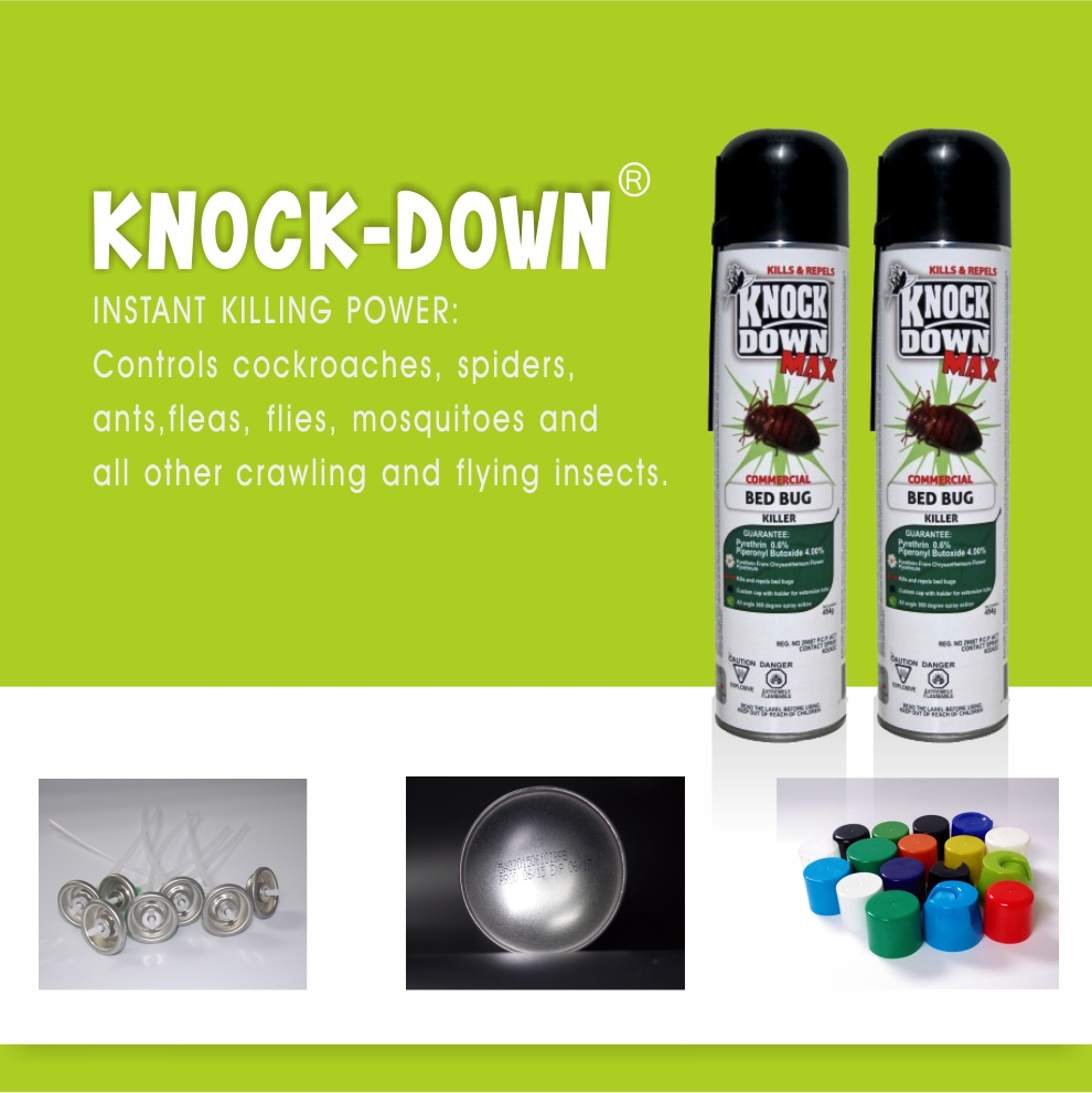 Hot Selling KNOCKDOWN Insecticide Spray in Nigeria