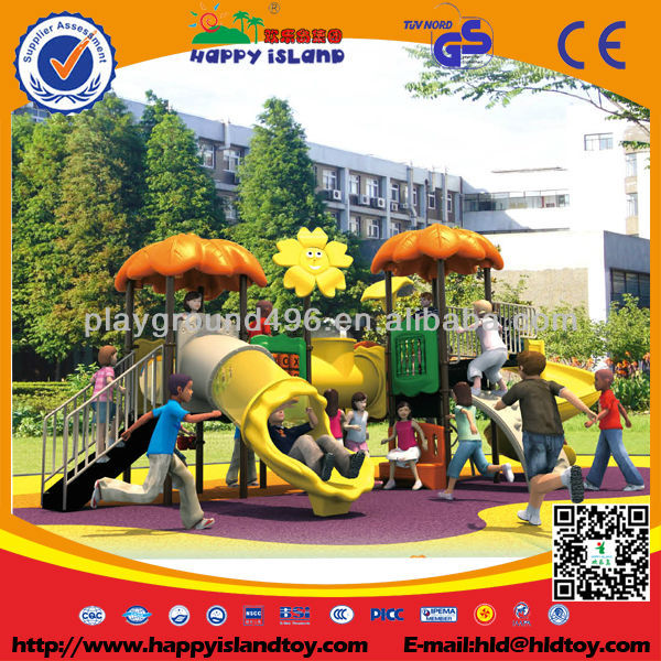 Classical Jazz Series Design Kids Play Park