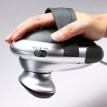 5 in 1 Multi-Function Vibrating Spa Scalp Hand Held Portable rolling neck massager