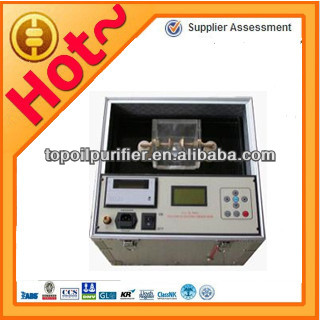 Advanced auto insulating oil analyzer ,serier BDV,timly to display the data,economical