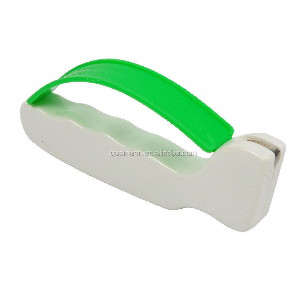 manual plastic kitchen knife sharpener buy knives