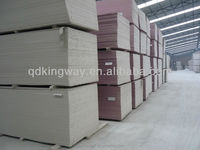 gypsum board wall partition