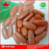 OEM brand Halal Glucosamine + Chondroitin + MSM Tablets