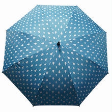 2016 Style Oem Logo Design Color Changing Umbrella Auto, Umbrella Features