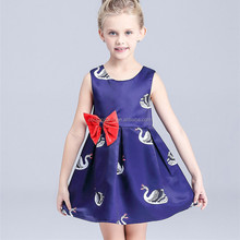 princess girl fancy kids collection dress fancy frock design in summer girls party dresses
