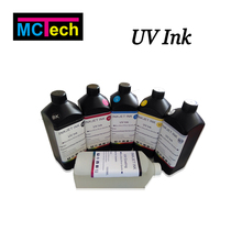 LED UV Curable Ink for TPU/Leather Soft Materials Printing UV Ink for DX5