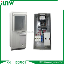 Single phase 3 phase prepayment energy meter & electric power box