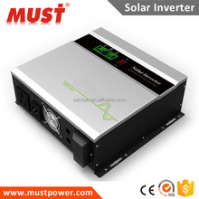 PV1100 plus series modified sine wave single phase 12v/24vac to 230vdc intelligent home used solar inverter