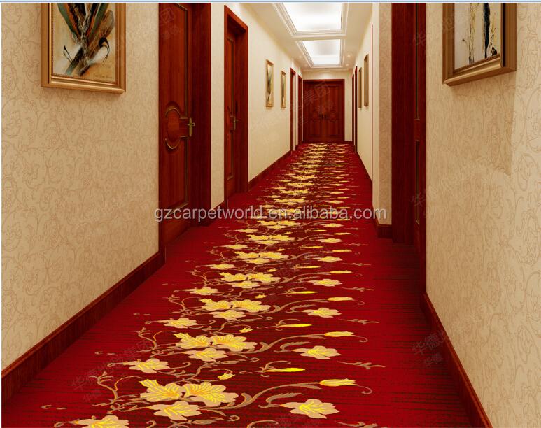 Moderno Dise O De La Alfombra Pasillo Del Hotel Wilton