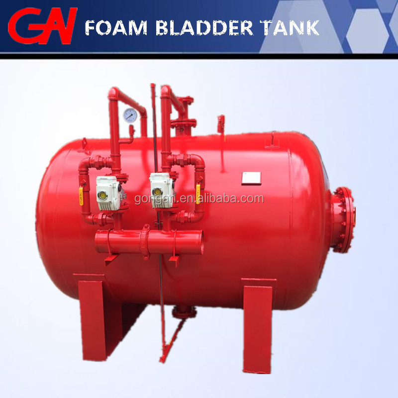 HIGH QUALITY Foam Concentrate Storage Tank For Fire Fighting