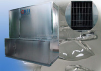 CE Certification and New Condition slurry ice machine