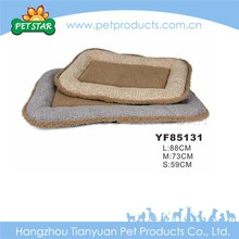 High quality durable using various self warming pet bed
