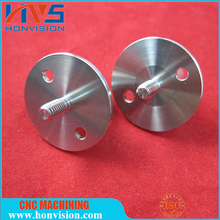 CNC turning parts / high polished stainless steel / mirror polishing aluminum cnc machining part, cnc machining lathe spare part