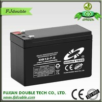 12v7.2ah vrla agm battery GEL made in China