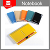 Promotional Customized PP Cover Notebook With